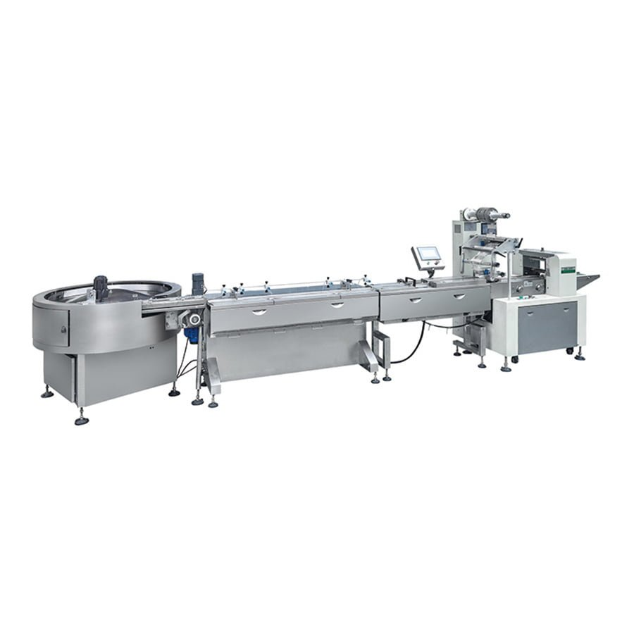 TFD-ZP350  Automatic Turntable Feeding And Packaging Machine Line